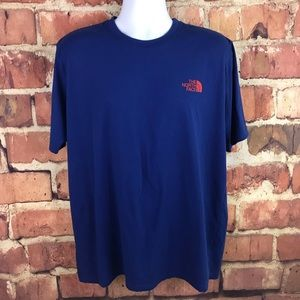 6a9b84601 THE NORTH FACE Bottle Source Poppy Mens T-Shirt XL
